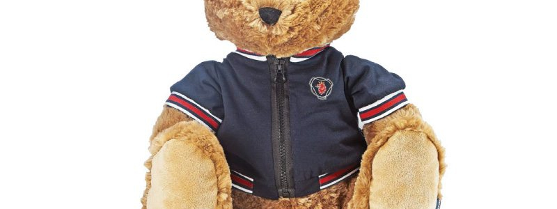 orsetto teddy ritirato